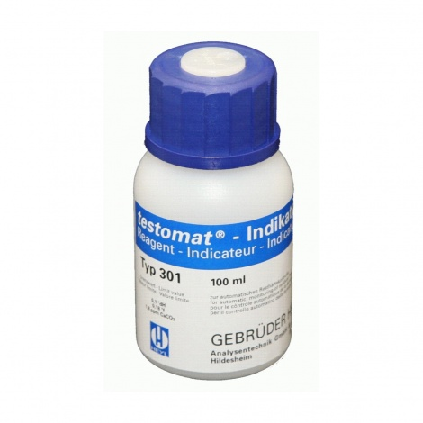 Indicateur testomat 300  -  100 ml