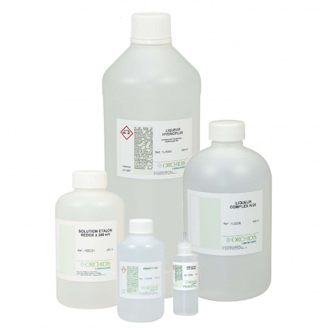 Solution de conductivité 12880 µS/cm  -  500 ml